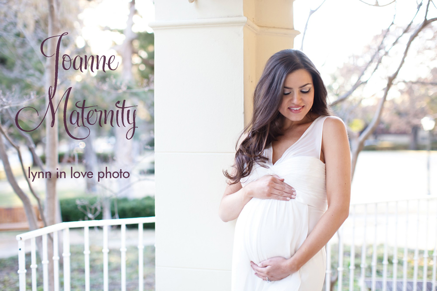 Maternity Session in Highland Park