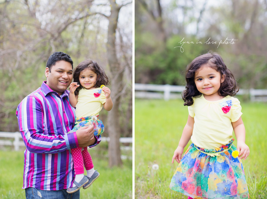 Anita, Pasha, and Rhea's 2 year old baby girl session at the outdoor studio by Lynn in Love Photo, Dallas and Houston Child Photographer