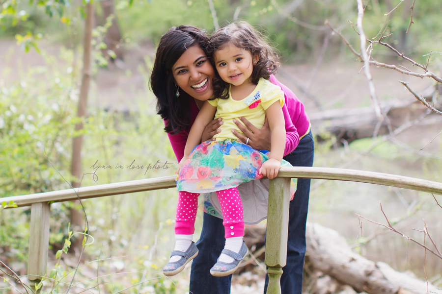 Anita, Pasha, and Rhea's 2 year old baby girl session at the outdoor studio in bright colors by Lynn in Love Photo, Dallas and Houston Child Photographer