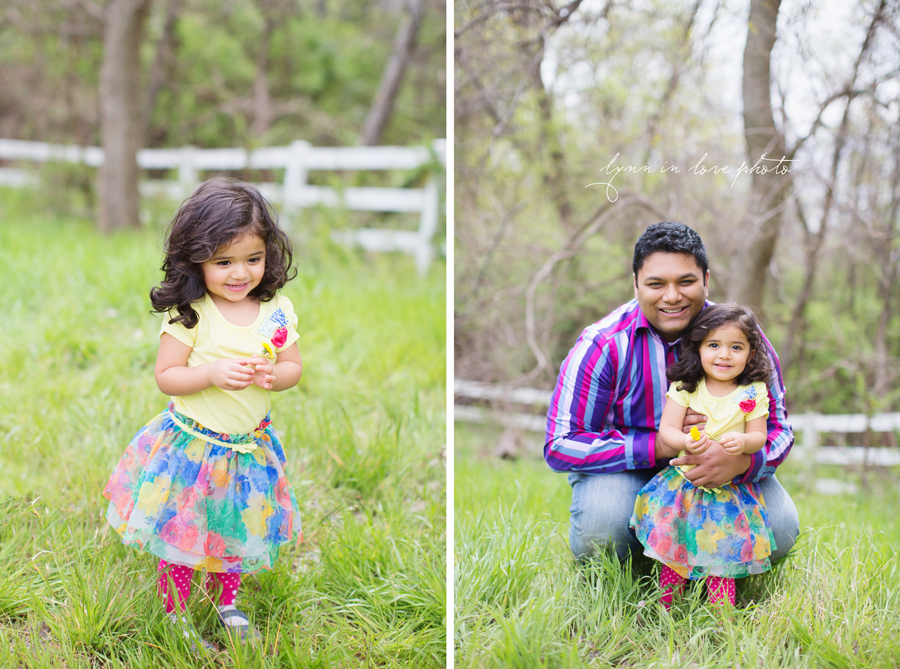 baby girl with her daddy by Lynn in Love Photo, Dallas and Houston Child Photographer