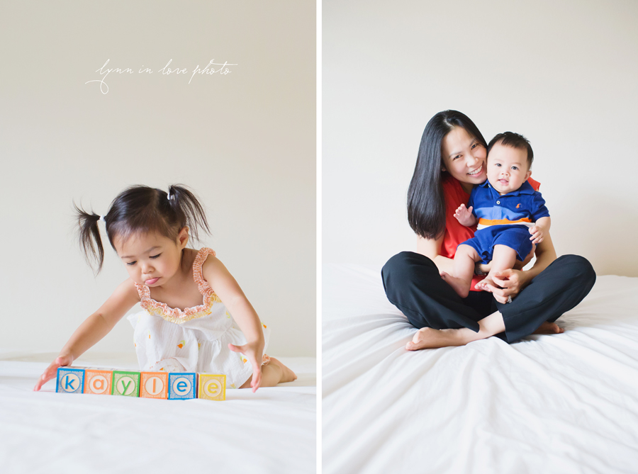 Kaylee and Ethan's lifestyle family shoot by Lynn in Love Photo, Dallas and Houston portrait photographer