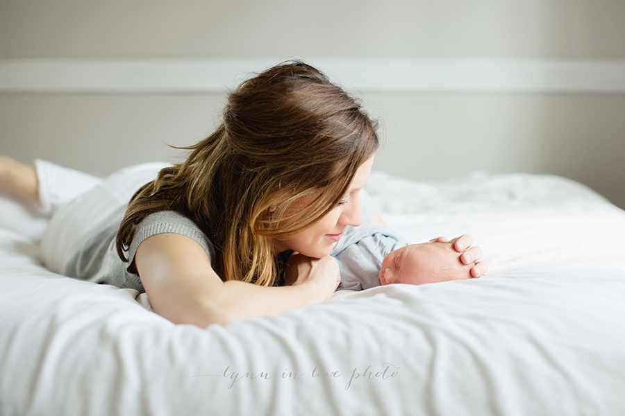 Otto newborn session by Lynn in Love Photo, Houston newborn photographer